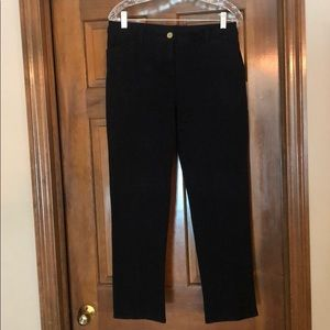 Chico's So Slimming black jeans size 1.5 regular